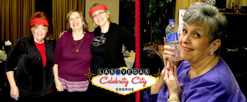 Welcome to Celebrity City Chorus | Celebrity City Chorus